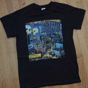 Slightly Stoopid Meanwhile Back at The Lab T Shirt